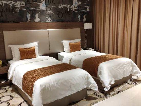 澳門回力酒店(Jai Alai Hotel)豪華雙床房