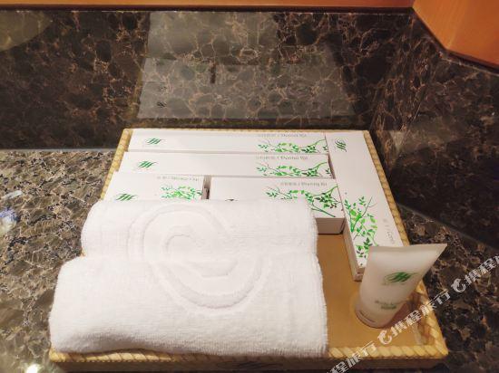 中山三鄉雅居樂酒店(Sanxiang Agile Hotel)豪華大床房