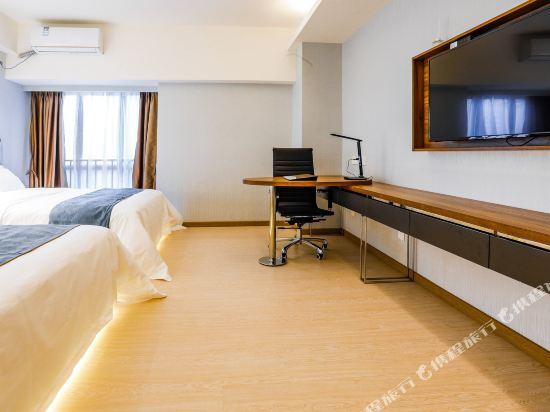 佛山雲谷酒店式公寓高級行政雙床房