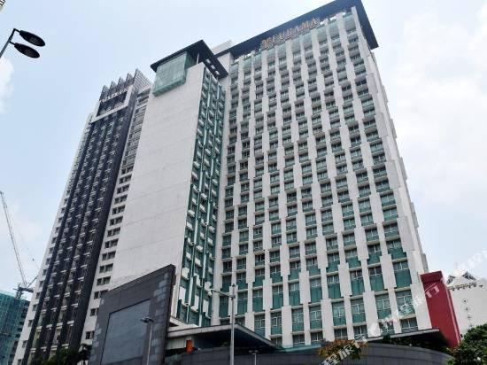 吉隆坡塔拉岡草皮套房公寓