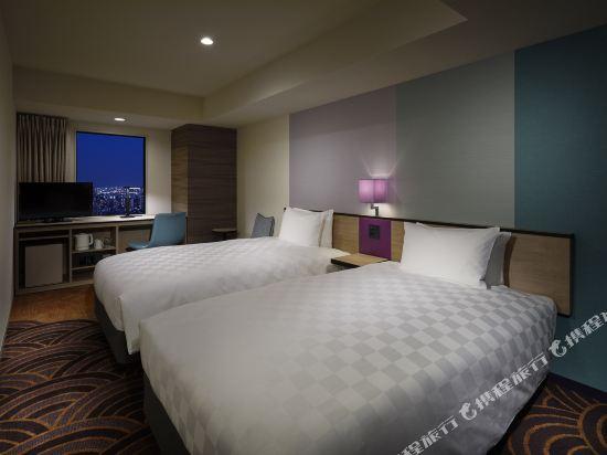 東京太陽城王子大酒店(Sunshine City Prince Hotel Tokyo)陽光樓層雙床房B