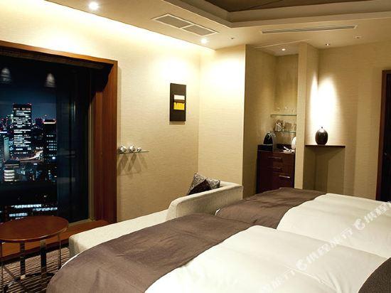 格蘭比亞大酒店(Hotel Granvia Osaka)格蘭比亞樓層舒適雙床房