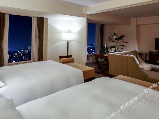大阪都喜來登酒店(Sheraton Miyako Hotel Osaka)喜來登甄選套房
