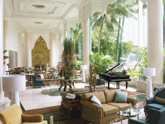 曼谷香格里拉酒店(Shangri-La Hotel Bangkok)公共區域