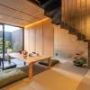 京都二條城現代和風庭院景觀屋.太子道