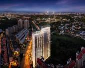 吉隆坡五感套房@哈達馬斯帝盛酒店