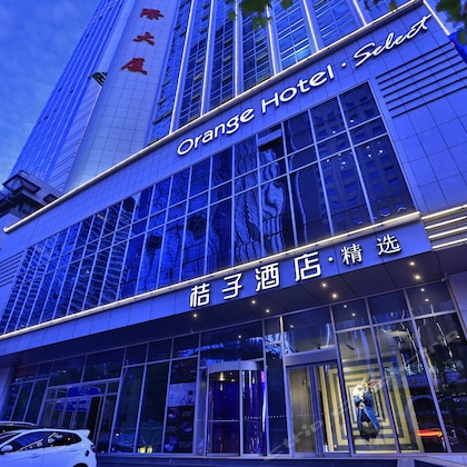 Orange Hotel Select (Dalian Zhongshan Square Renmin Road)