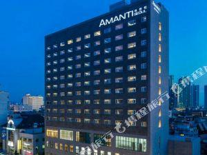 首爾雅曼蒂豪華大酒店(Amanti Seoul Hotel)