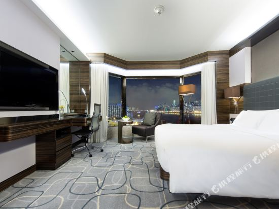 千禧新世界香港酒店(New World Millennium Hong Kong Hotel)海景套房