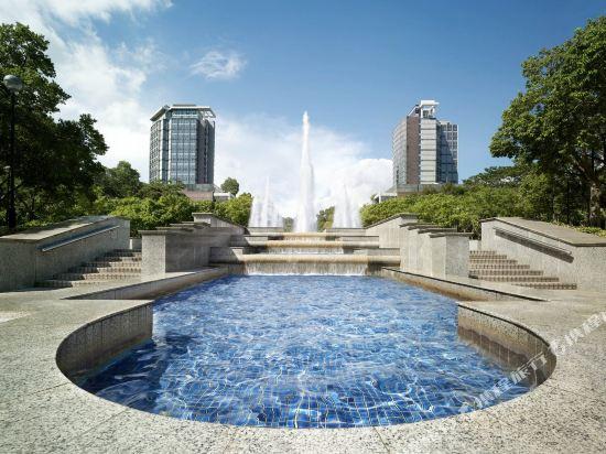 香港嘉湖海逸酒店(Harbour Plaza Resort City)健身娛樂設施