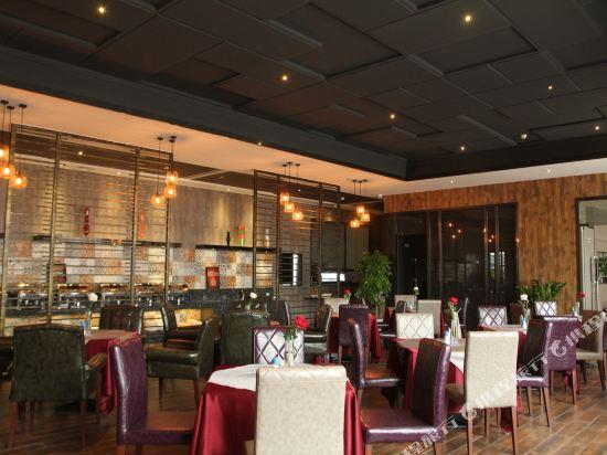 中山萬維酒店(Winway Hotel)咖啡廳