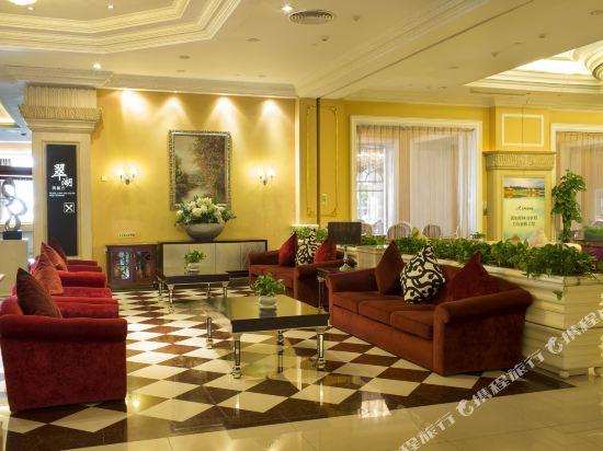 佛山高明碧桂園鳳凰酒店(Gaoming Country Garden Phoenix Hotel)大堂吧