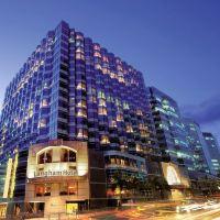 香港朗廷酒店酒店預訂