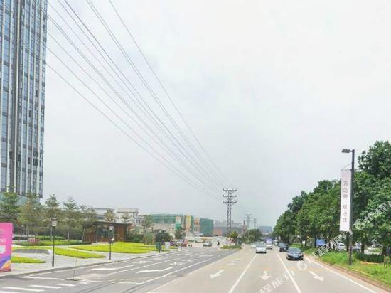 星倫萬達廣場主題公寓(廣州長隆店)(Xinlun Free Hotel International  WanDa)周邊圖片