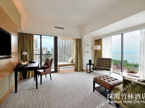 珠海竹林酒店(Bamboo Plaza Zhuhai)行政海景套房