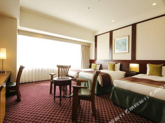 京阪環球塔酒店(Hotel Keihan Universal Tower)①スーペリアトリプル(R)