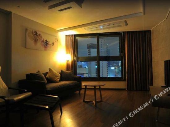 海雲台馬克酒店(Hotel the Mark Haeundae)Oriental套房