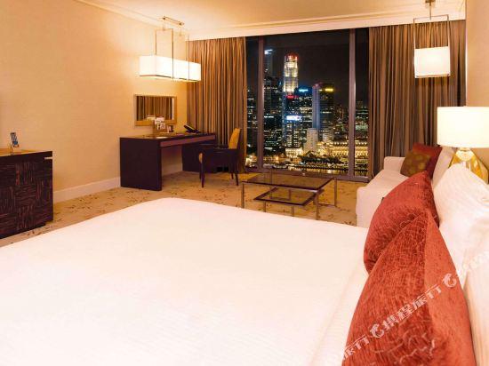 新加坡濱海灣金沙大酒店(Marina Bay Sands Singapore)俱樂部房