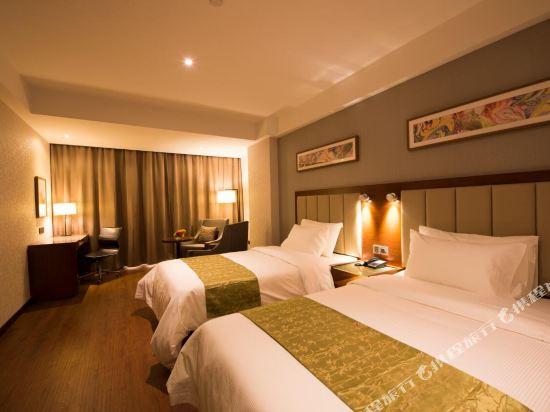上海陸家嘴聯洋和頤酒店和頤高級標準房
