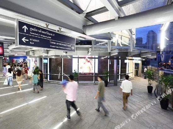 曼谷素坤逸航站 21 中心酒店(Grande Centre Point Hotel Terminal21)周邊圖片