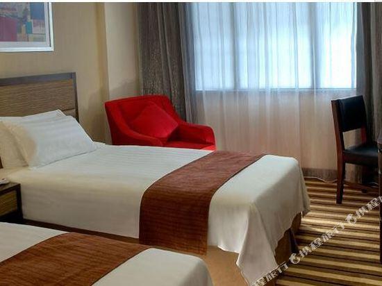 香港九龍維景酒店(Metropark Hotel Kowloon)高級房