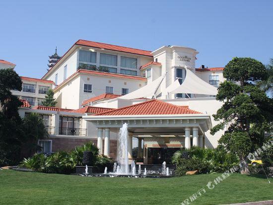 三正半山酒店(東莞橋頭店)(Goodview Hotel (Dongguan Qiaotou))外觀