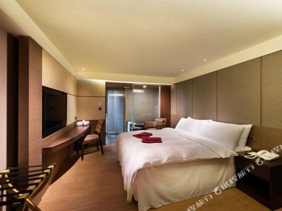 台北北投天玥泉會館(Beitou Hot Spring Resort)豪華客房A