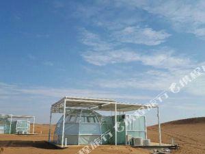 中衛沙坡頭沙漠酒店