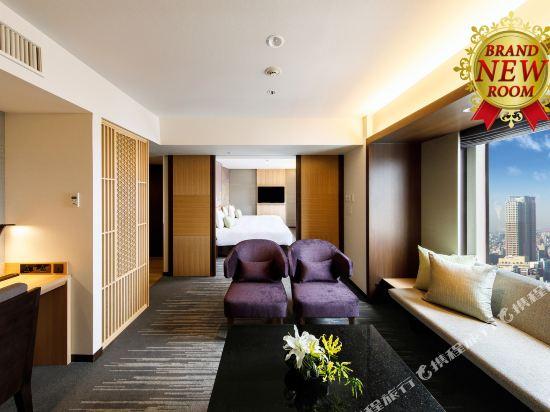 大阪日航酒店(Hotel Nikko Osaka)日光小型套房