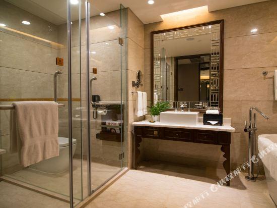 東莞曼佧特國際大酒店(Malachite Hotel)高級雙床房