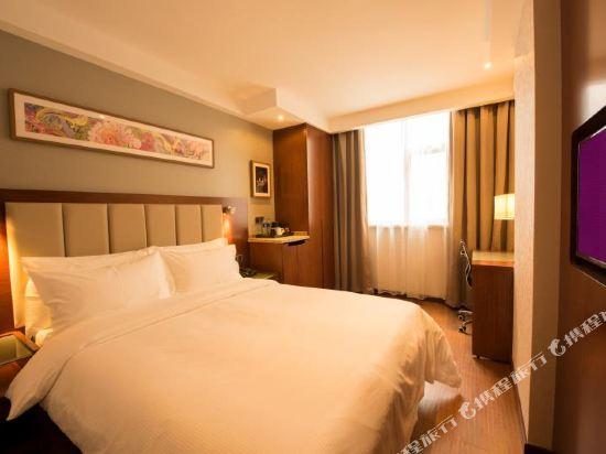 上海陸家嘴聯洋和頤酒店和頤商務大床房