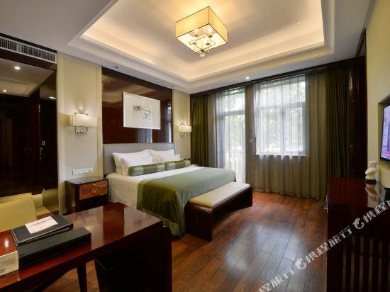 蝶來浙江賓館(Deefly Zhejiang Hotel)將軍樓-行政套房(卧室)