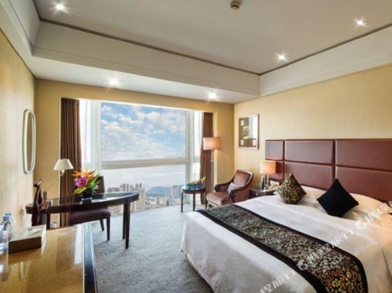 深圳百合酒店(Century Kingdom Hotel)行政大床房