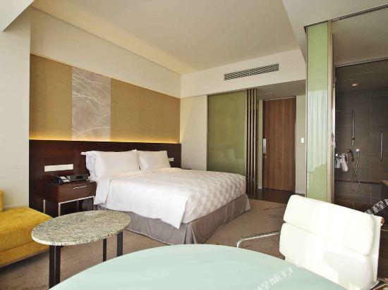 大阪萬豪都酒店(Osaka Marriott Miyako Hotel)高級單人房