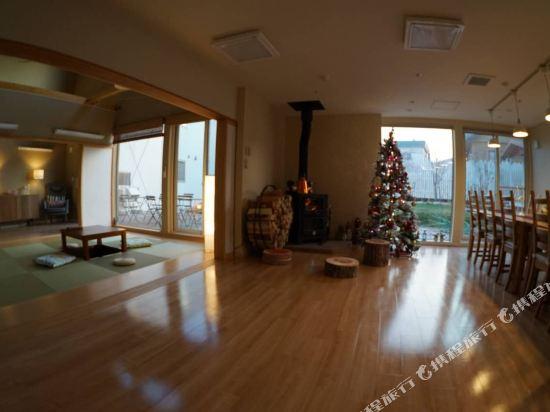 札幌溫馨山莊(Warm Villa Sapporo)公共區域