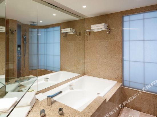 福岡君悅酒店(Grand Hyatt Fukuoka)俱樂部雙床房