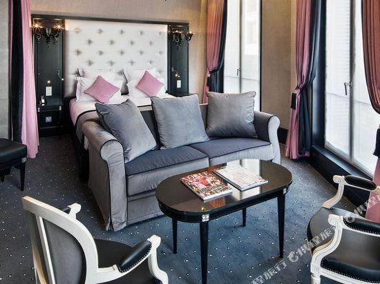 歌劇院鉆石阿爾巴宅邸酒店 - 貝斯特韋斯特精品特選酒店(Maison Albar Hotel Opera Diamond, BW Premier Collection)行政套房