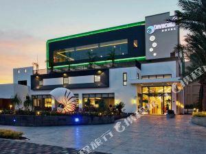 台中潛立方旅館(Divecube Hotel)