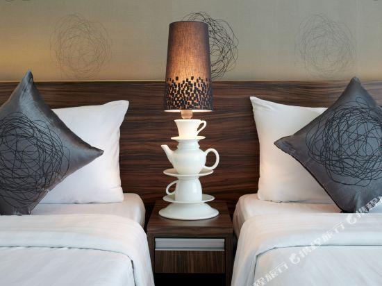 香港紅茶館酒店(紅磡機利士南路)(Bridal Tea House Hotel (Gillies Road))標準雙床房