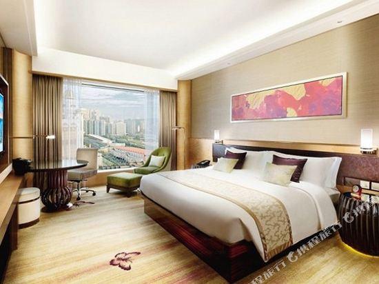 澳門銀河酒店(Galaxy Hotel)銀河連通四人房