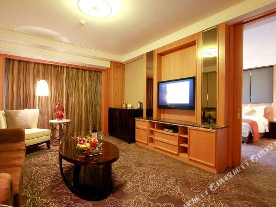北京京都信苑飯店(Beijing Xinyuan Hotel)行政豪華套間
