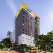 首爾江南大使宜必思尚品酒店