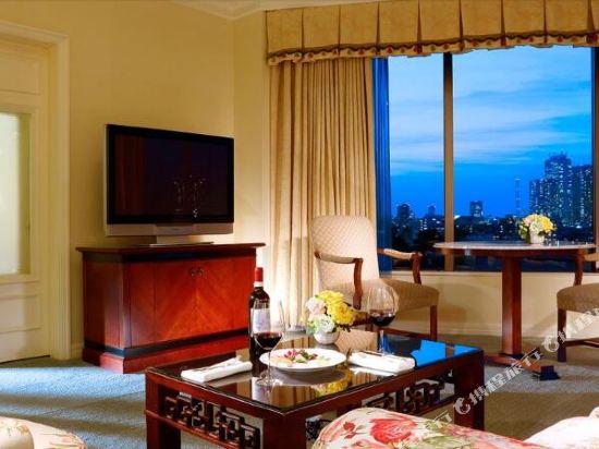 東京椿山莊大酒店(Hotel Chinzanso Tokyo)豪華花園套房