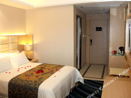 深圳中南海怡酒店(South China Laguna Hotel)高級客房(無窗)