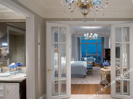 佛山羅浮宮索菲特酒店(Sofitel Foshan)索菲特俱樂部尊貴房法式風格