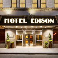 愛迪生酒店酒店預訂