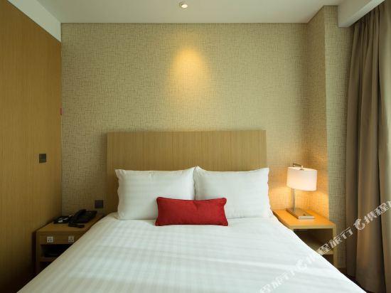 釜山索拉利亞西鐵酒店(Solaria Nishitetsu Hotel Busan)標準雙人房