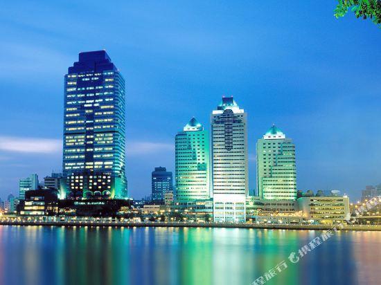 港潤寓上江灣公寓(廣州沿江天字碼頭店)(原江灣大酒店)(Gangrun Yushang Jiangwan Apartment (Guangzhou Yanjiang Tianzi Wharf))外觀