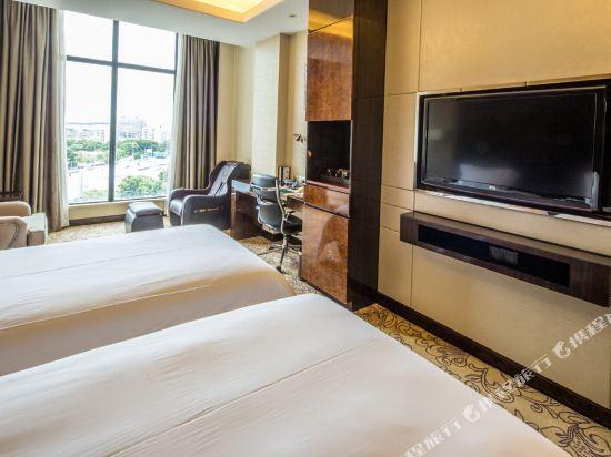 萬信酒店(上海世博園店)(Wassim Hotel (Shanghai World Expo Center))豪華雙床房
