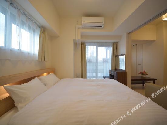 Bureau四天王寺酒店(Bureau Shitennoji Hotel)精緻套房